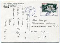 France - Postcard Cherbourg - Ohne Zuordnung