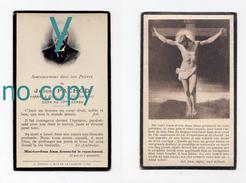 Lyon Ou Environs, Mémento De Jules Pachod, 11/02/1917, 78 Ans, Souvenir Mortuaire à Localiser - Imágenes Religiosas