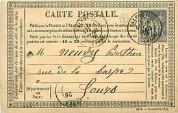 Cpa Précurseur 1878 De VALENCAY 36 à Tours - France