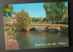 Gran Bretagna Bourton On The Water The Old Mill Bridge - Inghilterra