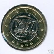 Griekenland    2016    1 Euro    UNC Uit De BU   UNC Du Coffret  !! - Grèce