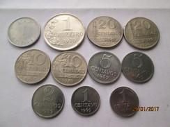 BRAZIL 11 Coins # L1 - Brazil