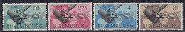 Luxembourg 1949 - 75th Anniversary Of Universal Postal Union (UPU), MNH (**) Michel 460-463 - Luxembourg
