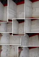 Fonderie Forge Haut Fourneau COURS METTALLURGIE ÉCOLE CENTRALE ARTS MANUFACTURES 140 Planches 1874 JORDAN Acier Charbon - Wetenschap