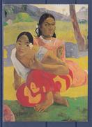 = Paul Gauguin Quand Te Maries-tu? 1892 Polynésie Française - Cartes-maximum