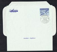1959  Aérogramme  Héron En Vol  1.20 Kcs  Neuf  Mi Nr LF1  FDC