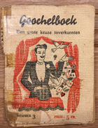 Goochelboek Nr 3, Snoeck-Ducaju & Zoon, Gent, 63 Blzn , 12 X 9 Cm, 27g - Pratique