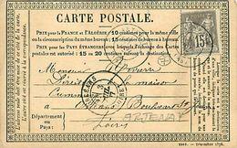 Cpa Précurseur 1877 De ARTENAY 45 à Orléans - Artenay