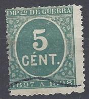 España Impuesto De Guerra U 48 (o) Cifra - Impuestos De Guerra