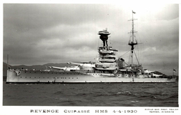 REVENGE  CUIRASSE HMS BOAT BARCO BOOT BOAT - Warships