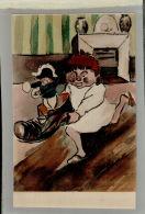CPA  FANTAISIES  FETES   NOEL  Jouet  Chausson  Porté Par Enfant     JAN 2017 Div 145 - 1900-1949