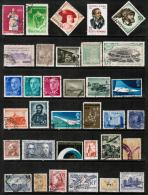 WORLDWIDE---Collection Of USED DL-285 - Stamps