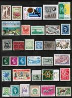 WORLDWIDE---Collection Of MINT NEVER HINGED DL-302