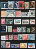 WORLDWIDE---Collection Of MINT NEVER HINGED DL-303