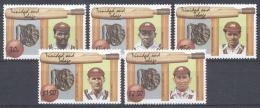 Trinidad & Tobago 1988 - MNH - Cricket, Mill