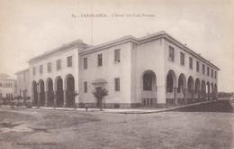 MAROC----CASABLANCA---l'hôtel Des Colis Postaux--voir 2 Scans - Casablanca