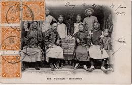 Yunnam Mandarins - China