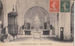 Dep 04 - Simiane  - Intérieur De L'Eglise : Achat Immédiat - Otros Municipios