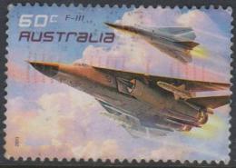 AUSTRALIA - USED 2011 60c Air Force Aviation - F-111 - Aircraft - Usati