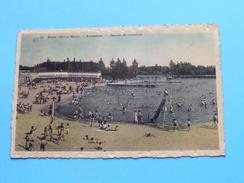 HALVE MAAN - Zwemkom - Bassin De Natation ( 23 - Albert ) Anno 19?? ( Zie Foto Details ) !! - Diest