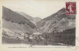 Lus-la-Croix-Haute (Drôme) - Le Village Des Fauries Et Les Gorges Du Col De Grimone - Edition A. Mounier - France