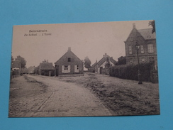 BEIRENDRECHT (Berendrecht) De School - L'Ecole ( F. Verheezen-Carpentier ) Anno 19?? ( Zie Foto Details ) !! - België