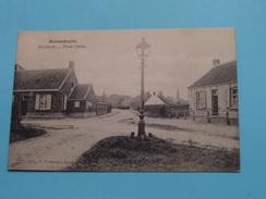 BEIRENDRECHT (Berendrecht) Drijhoek - Trois Coins ( F. Verheezen-Carpentier ) Anno 19?? ( Zie Foto Details ) !! - België