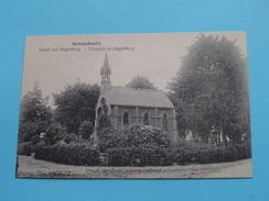 BEIRENDRECHT (Berendrecht) Kapel Van Hagelberg - Chapelle ( F. Verheezen-Carpentier ) Anno 19?? ( Zie Foto Details ) !! - België