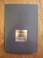 Tom Ford Neroli Portofino Parfum Carte - Modern (from 1961)