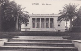 06 - Antibes -  Villa Eilenroc - Antibes