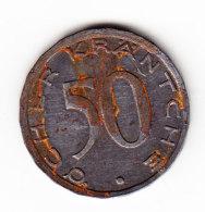 ALLEMAGNE, AACHEN, JETON, 1920,50 P. (B341) - Monétaires/De Nécessité