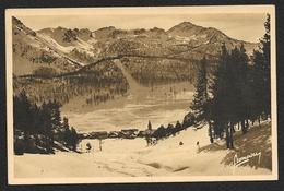 MONT GENEVRE Rare Vu De L'Alpet (Vve Francou) Hautes Alpes (05) - France