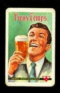 Speelkaart ( 0122 ) 1 Losse Kaart - Publicité Reclame  Bier Bière Brasserie Brouwerij -  Grade - Mont St Guibert - Cartes à Jouer Classiques