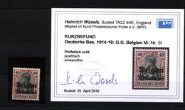 Belgien,5 I,xx,Befund BPP - Besetzungen 1914-18