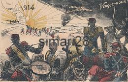 1914 - VENGEZ-NOUS - Patriotic