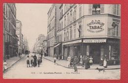 Levallois Perret  --  Rue Fazillau - Levallois Perret