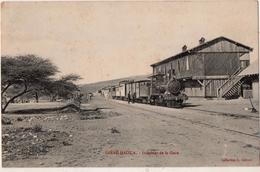 Dirré Daoua Intérieur De La Gare - Ethiopia