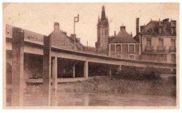 35 Chateaubourg : Une Partie Du Pont De La Vilaine Avec Le Bourg - France