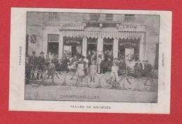 Champigneulles  --  Terrasse --  Réparée - Other Municipalities