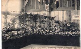 Clermont-Ferrand - Congrès Des ROSIERISTES - 15 Juin 1907 - J. CAVANAT , Prix D'honneur - BE+ - Clermont Ferrand