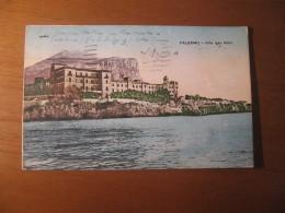 PALERMO  VILLA IGEA HOTEL     FORMATO PICCOLO - Palermo
