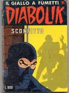 Diabolik R. (Astorina 1986) N. 204 - Diabolik