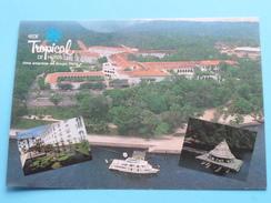 TROPICAL Hotel MANAUS Brasil Salvador Lake Victoria Régia / Anno 19?? ( Zie Foto Voor Details ) !! - Hotels & Restaurants