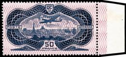 N°15 50F Burelé - TB