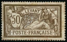 N°25 50c Merson, Rousseurs - B