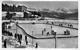 Crans S/ Sierre  Tous Les Sports D'hiver  Grand Hotel Du Parc  Hockey Sur Glace   Wallis    A 5182 - Altri