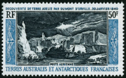N°14 50F Port Aux Français - TB