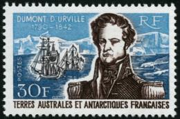 N°25 30F Dumont D'Urville - TB