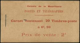N°21 Carnet De 20 - TB