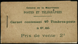 N°20 Carnet De 40 - TB